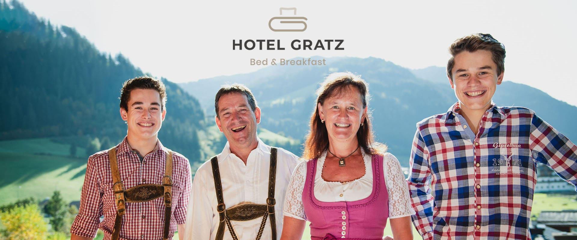 Familie Gratz